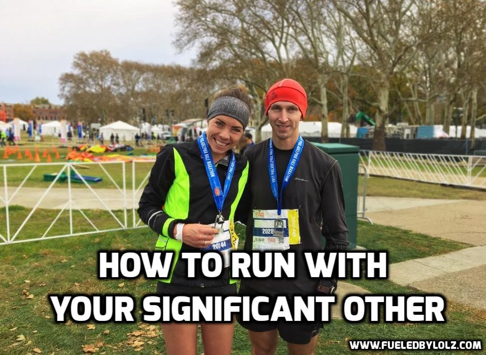 How to Run with your Significant Other